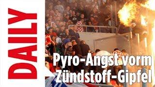 WM-Play-Offs - Treffen Kroaten-Ultras heute auf Griechen-Krawallos? - BILD Daily vom 09.11.17