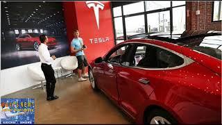 Tesla Stock Takes A Hit As Gop Unveils Tax Plan That Eliminates Electric Car Subsidy.