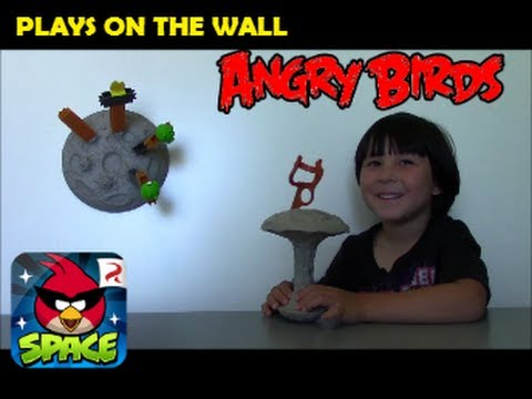 angry birds space lunar launcher - photo #49