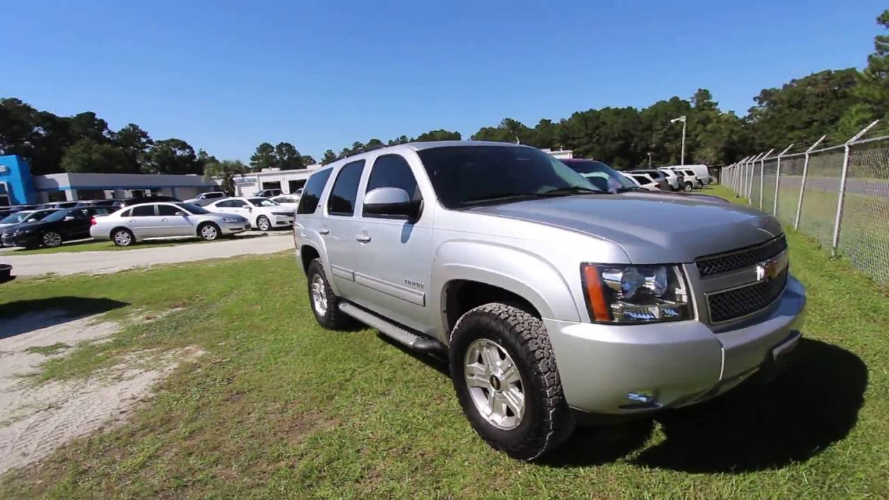 2012 Chevy Tahoe Z71 LTZ - Lifted and Loaded - Condition ...