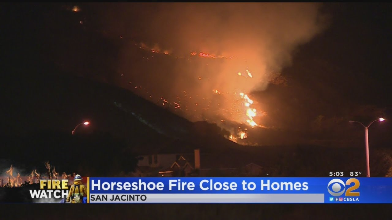 Easy Fire: Most Evacuation Orders Lifted; 10% Containment As ...