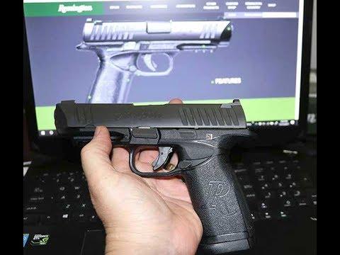 Remington RP9 9mm Pistol Review Video