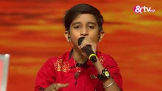 Vishwaprasad, Shreyas and Tejas - The Battles - Episode 13-September 03, 2016-The Voice India Kids