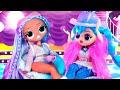 Пупси Лама искала Слаймы, а нашла и спасла Новые Куклы LOL OMG! Как они ее отблагодарят?