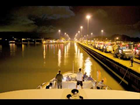 Panama Canal Megayacht Transit