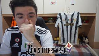 VOGLIO SPARIRE! DA NON USCIRE DI CASA DALLA VERGOGNA! Juventus Fiorentina 0-3