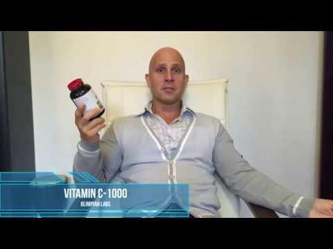 Vitamin C 1000 Olympian Labs. Супер-мощная концентрация витамина c, 1000 мг в одной таблетке купить.