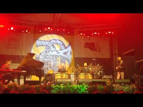 Joca Perpignan Group - Live @ Bucharest Jazz Festival, 2017