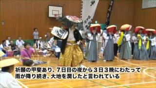坂本念仏踊り2013