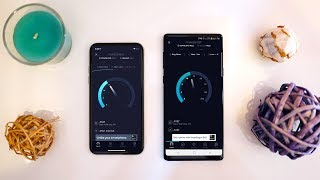 Proof That Android Phones are Faster Than iPhones for Data Speeds