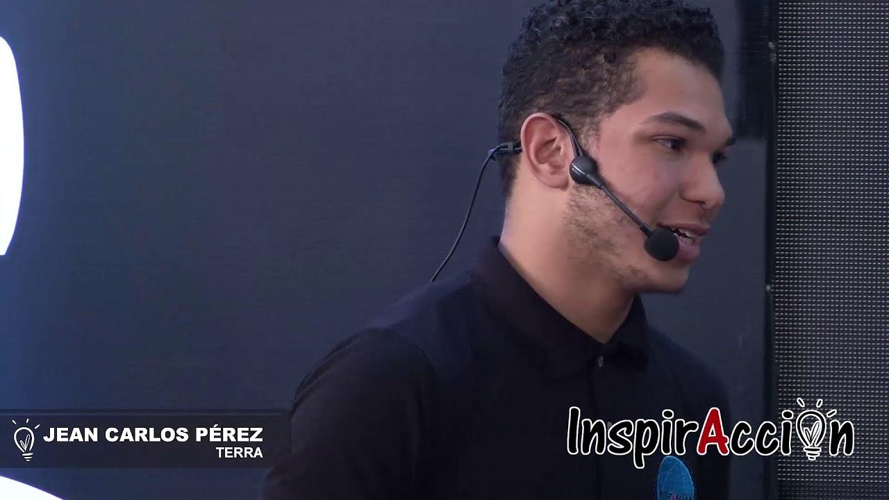Discursos pronunciados por los finalistas de INSPIRACCION 2018 - JEAN CARLOS PEREZ