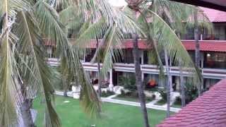 Holiday Inn Baruna Bali, Indonesia - Review of a Corner King 3361