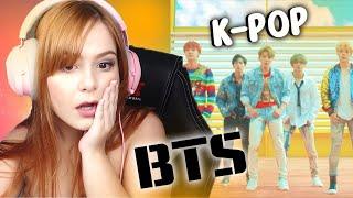 REAGINDO A BTS (K-POP)