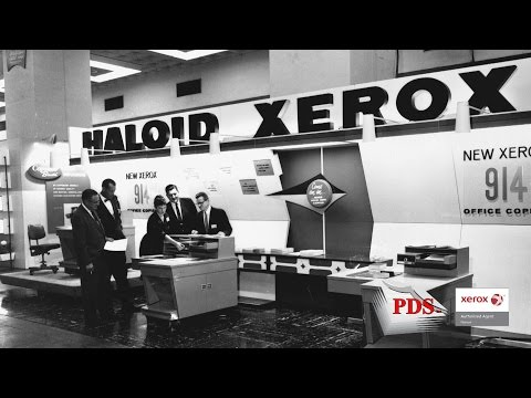 A Brief History of Copiers and Xerox-Copiers Denver
