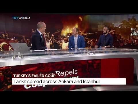 Interview with Faik Tunay and Mehmet Solmaz on failed coup attempt