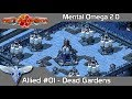 Mental Omega 2.0 - A01 Dead Gardens on Hard difficulty