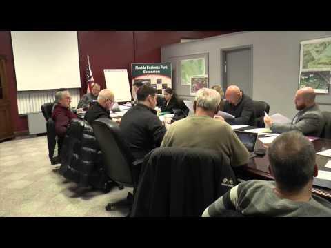Montgomery County Industrial Development Agency Meeting 1 8 2015