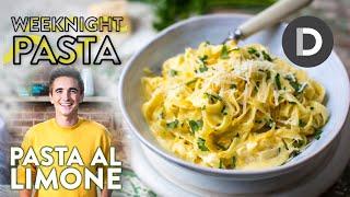 Pasta Al Limone | WEEKNIGHT PASTA