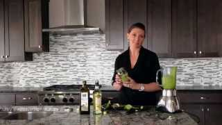 Healthy Salad Dressing Recipes | Creamy Cilantro Lime Vinaigrette Recipe | Dairy and Gluten Free