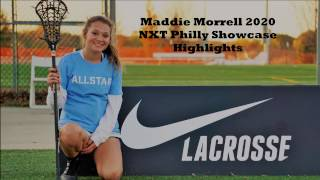 madison morrell nxt philly showcase highlights