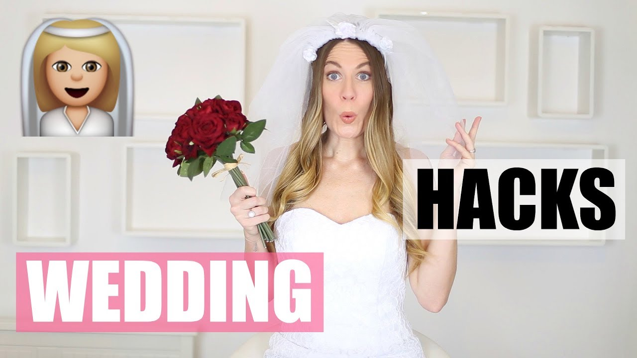 Wedding Hacks How To Get Married For