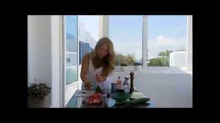 Traditional Greek Salad (Horiatiki Salata) Recipe