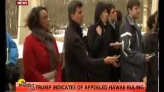 US judge rejects govt request to clarify travel ban halt