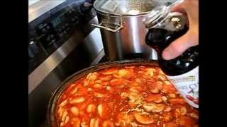 Food Storage - How To Can Spaghetti Meat Sauce
