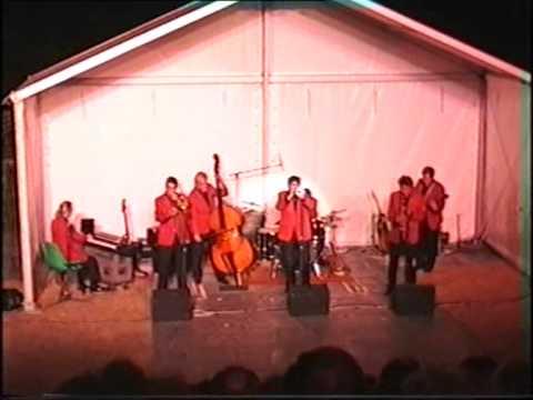 Kenny Ball's Jazzmen at Cannizaro Park, Wimbledon 1995