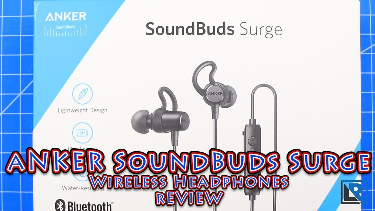 d202a3ae153 Anker SoundBuds Surge Review and Comparison - YouTube