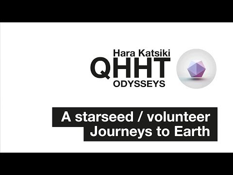 BQH  /// A starseed / volunteer Journeys to Earth