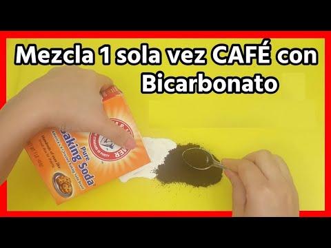¡Mezcla CAFÉ y BICARBONATO y tus amigas lo van a adorar cuando le cuentes esto!