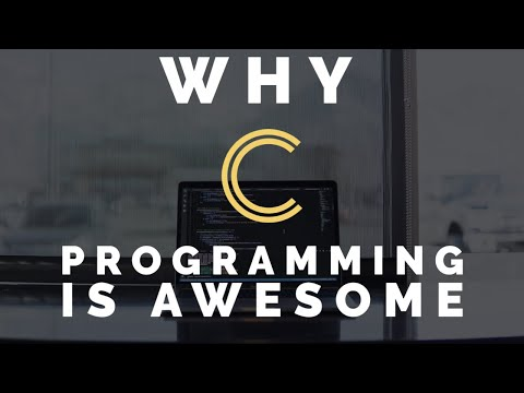 Download Youtube: Why C Programming Is Awesome