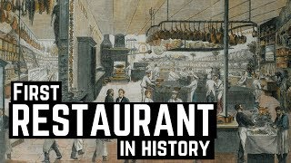 How The Restaurant Business Was Invented?