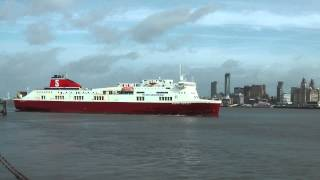 Watch Frankie Goes To Hollywood Ferry Across The Mersey video