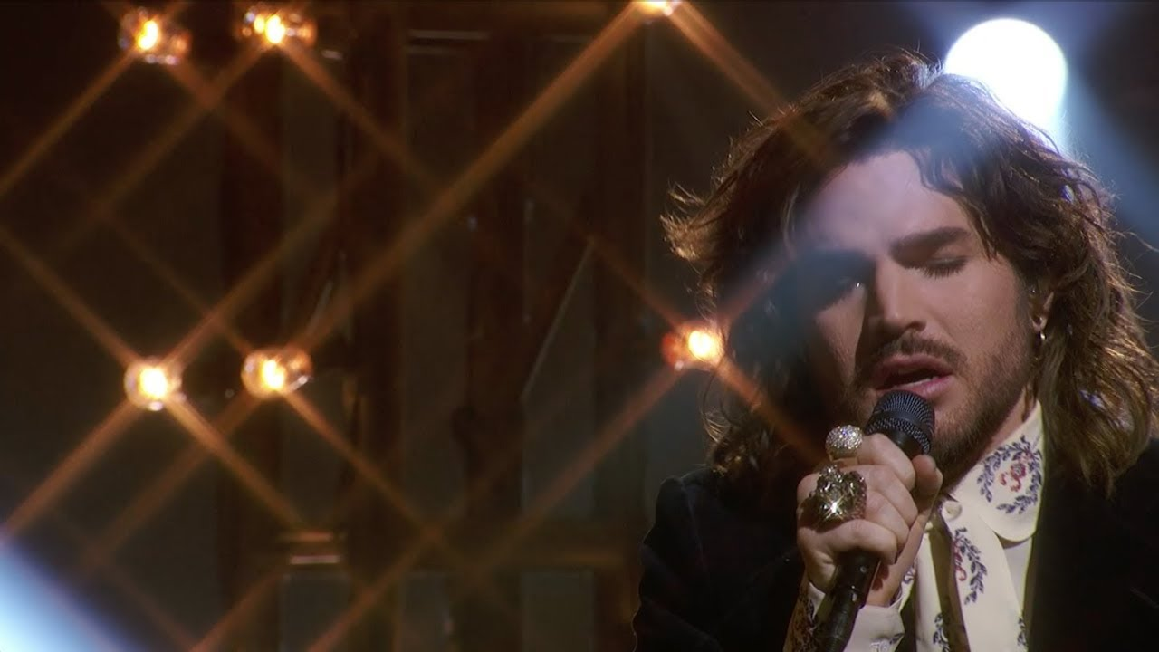 Adam Lambert New Eyes American Idol Finale Performance Youtube