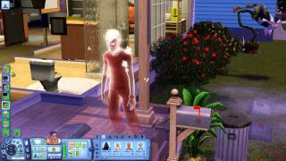Best of tyraphine: Die Sims 3 AIM-Familie Tode
