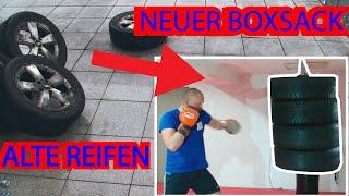 Boxsack selber Bauen | Dein Training | DIY | Muay Thai | Thaiboxen