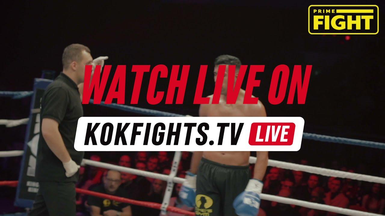 KOK FIGHT SERIES IN TURKEY  29.06.2021 IN TURKEY