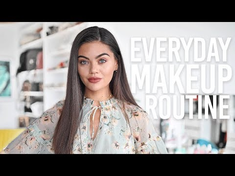Everyday Makeup Routine (every single item I ever use) thumbnail