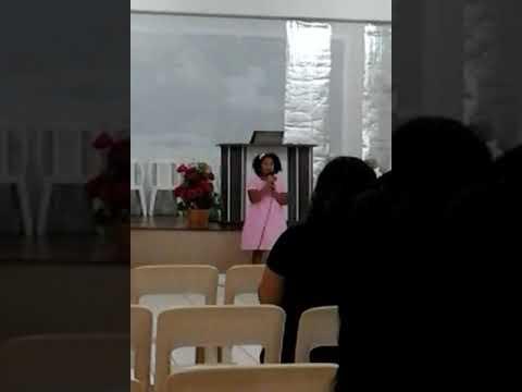 Rafaela Vita- Louvor Sou teu Deus Damares