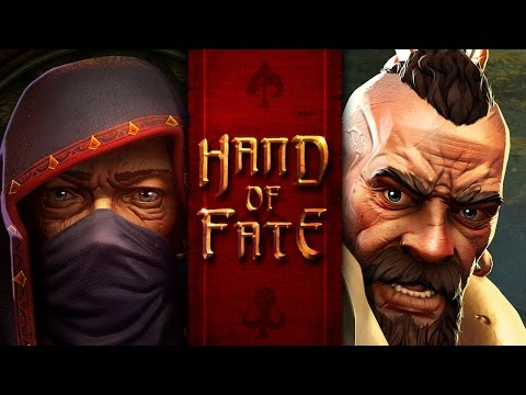 Official Hand of Fate Launch Trailer