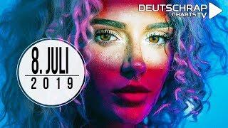TOP 20 Deutschrap CHARTS | 8. Juli 2019