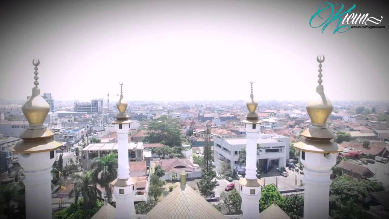 Masjid Agung Tasikmalaya Jawa Barat Indonesia YouTube
