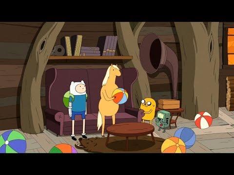 Adventure Time - James Baxter Finds Himself