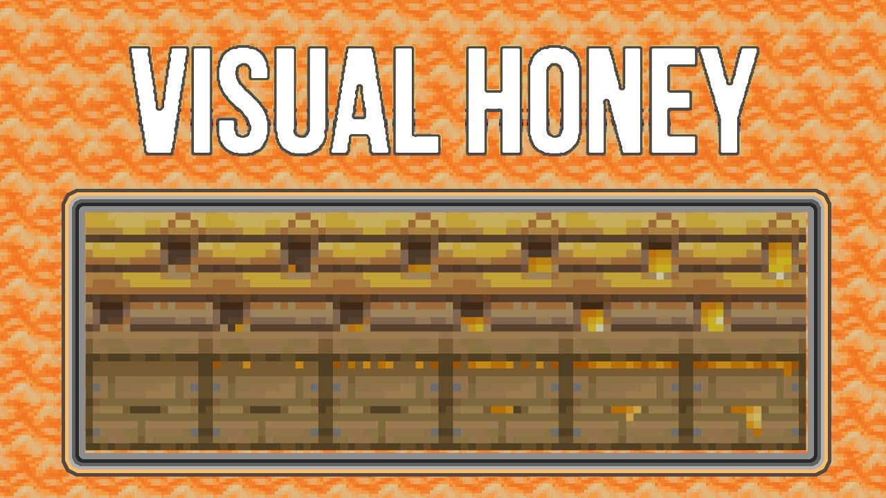 Vanilla Tweaks: Visual Honey Stages, Unique Dyes, and the Brewing Guide