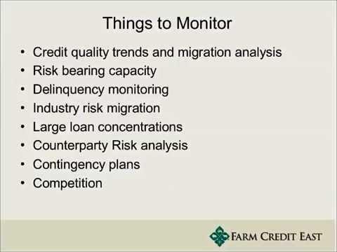 Webinar | Portfolio Management in Agricultural Lending
