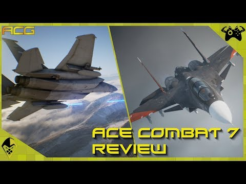 Ace Combat 7: Skies Unknown Console Review 'Buy, Wait for Sale, Rent, Never Touch?'
