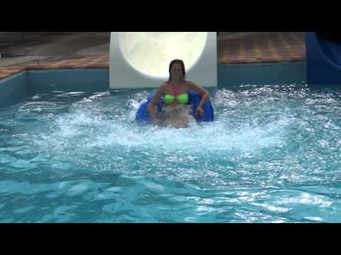 Aquapark в п. Лазаревское 2015