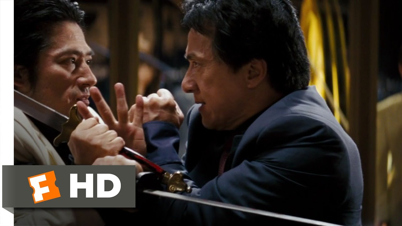 Rush Hour 3 5 5 Movie Clip Tonight I Lose A Brother 2007 Hd Youtube